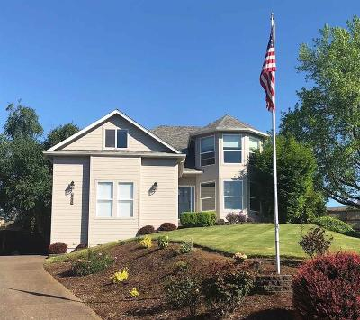 Salem Single Family Home For Sale: 348 Silver Hill Cl