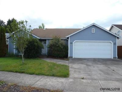 Salem Single Family Home Active Under Contract: 4713 Conrad St