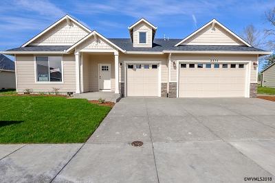 Albany Single Family Home For Sale: 2151 Deciduous (Lot #76) Av