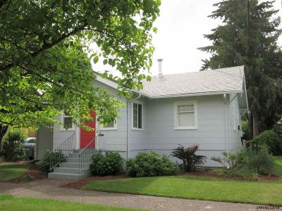 Dallas Single Family Home For Sale: 1151 SW Ellis St