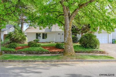 Keizer Single Family Home Active Under Contract: 350 Gardenia Dr