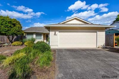 Keizer Single Family Home Active Under Contract: 7156 Ridgemont Dr