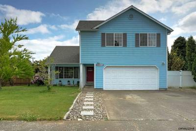 Keizer Single Family Home Active Under Contract: 1994 Zachris Court