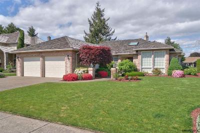 Keizer Single Family Home Active Under Contract: 6478 Crampton Dr