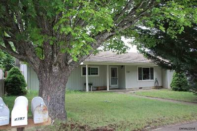 Keizer Single Family Home Active Under Contract: 4788 19th Pl