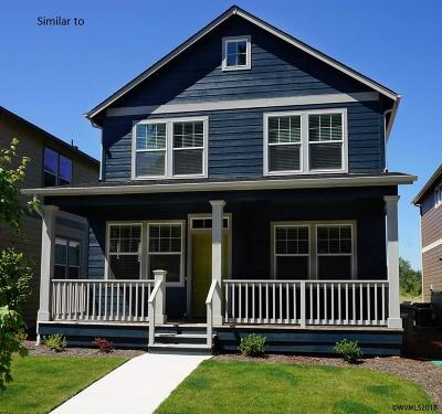 Albany Single Family Home For Sale: Hill (Lot #21) St