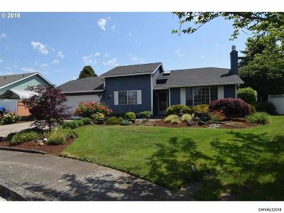 Keizer Single Family Home Active Under Contract: 1972 Jentif Ct