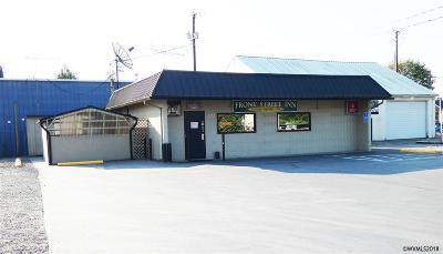 Salem Commercial For Sale: 860 Front St