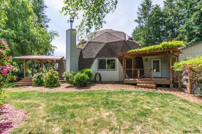Scio Single Family Home Active Under Contract: 35396 Ede Rd
