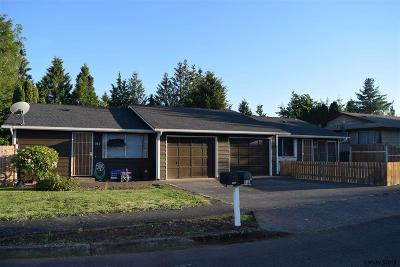 Sublimity Multi Family Home Active Under Contract: 112 9th (&1/2) St
