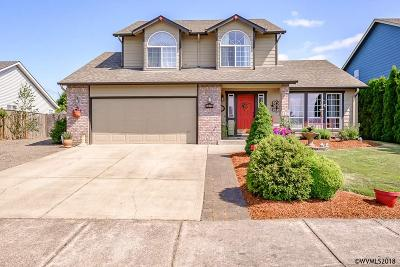 Monmouth Single Family Home Active Under Contract: 1264 Lori Ln