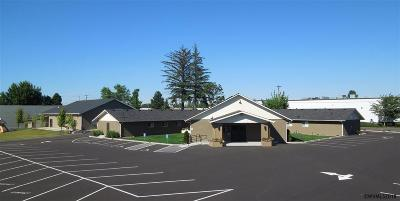 Salem Commercial Active Under Contract: 3215 Fisher (3225) Rd