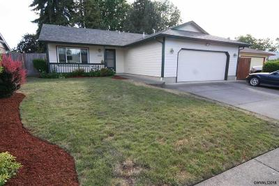 Keizer Single Family Home Active Under Contract: 1858 Tecumseh St