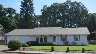 Dallas Single Family Home Active Under Contract: 1000 SW Aspen Ln