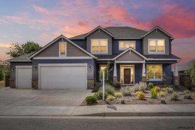 Keizer Single Family Home Active Under Contract: 4659 Tate Av