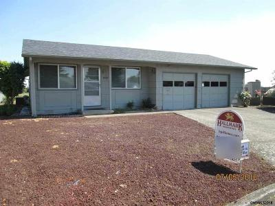 Woodburn Single Family Home For Sale: 1920 W Santiam Dr