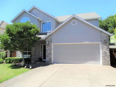 Keizer Single Family Home For Sale: 5679 Waterford Wy