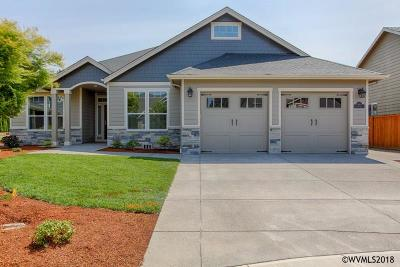 Stayton Single Family Home Active Under Contract: 1014 Cooper Ct