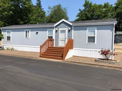 Salem Manufactured Home For Sale: 4940 Sunnyside (#p2) Rd #P-2