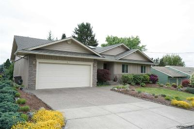 Stayton Single Family Home For Sale: 432 Cedar St
