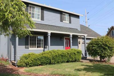 Keizer Single Family Home Active Under Contract: 2455 Hassell Ct
