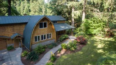 Lyons Single Family Home Active Under Contract: 45979 Oak St