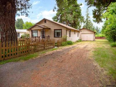 Sweet Home Single Family Home Active Under Contract: 1223 Tamarack St
