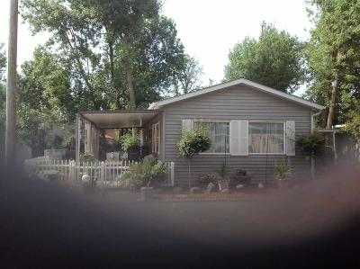 Salem Manufactured Home For Sale: 3100 Turner (#119) Rd #119
