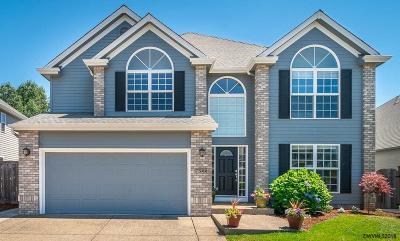 Keizer Single Family Home Active Under Contract: 7568 Broken Top Av