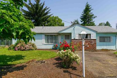 Salem Single Family Home For Sale: 3650 Middle Grove Dr