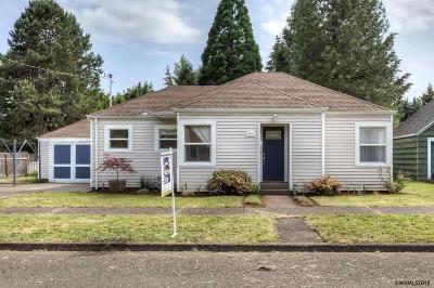Dallas Single Family Home For Sale: 461 SW Ash St