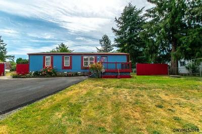 Turner Manufactured Home Active Under Contract: 14362 Marion Rd
