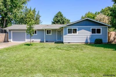 Albany Single Family Home For Sale: 1615 31st Av
