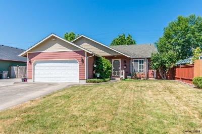 Lebanon Single Family Home For Sale: 3072 E View Ln