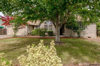 Monmouth Single Family Home For Sale: 355 Jacobson Ct