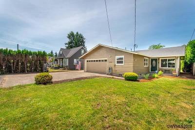Keizer Single Family Home Active Under Contract: 4729 Clark Av