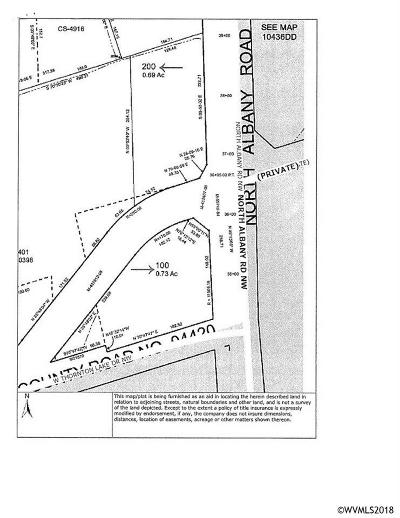 Albany Residential Lots & Land For Sale: 1053 W Thornton Lake Dr