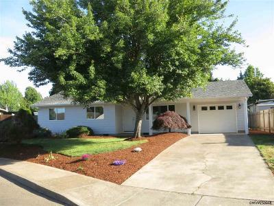 Dallas Single Family Home For Sale: 208 SE Stone Ln