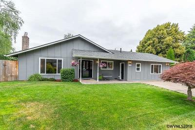 Keizer Single Family Home For Sale: 1971 Cranberry Ct