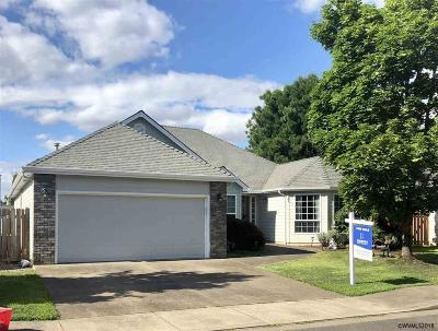 Keizer Single Family Home For Sale: 1087 Keystone Lp