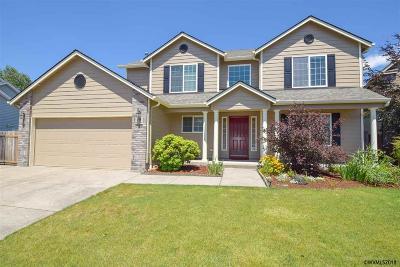 Keizer Single Family Home For Sale: 753 Springridge Dr