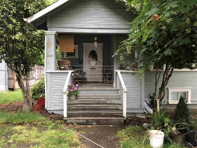 Salem Single Family Home For Sale: 244 14th St
