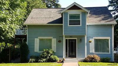 Salem Single Family Home For Sale: 760 Idylwood Dr