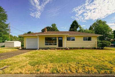 Albany Single Family Home Active Under Contract: 1085 19th Av