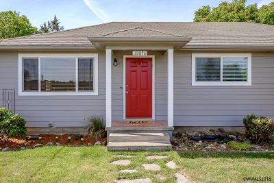 Scio Single Family Home For Sale: 38896 NW 4th