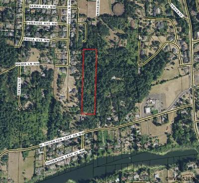 Albany Residential Lots & Land Active Under Contract: 1625 West Thornton Lake (5 Acres Adj To) Dr