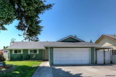 Salem Single Family Home For Sale: 4528 Barker St