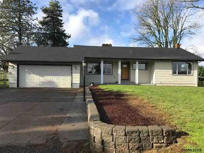 Salem Single Family Home For Sale: 6995 Aumsville Hwy