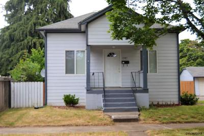 Salem Single Family Home For Sale: 1385 4th St