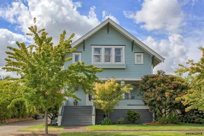 Albany Single Family Home Active Under Contract: 1186 9th Av